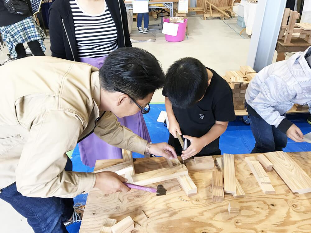 三浦工務店 インフィル事業部|福岡県那珂川市|自社大工による造作・床・棚板・家具工事|